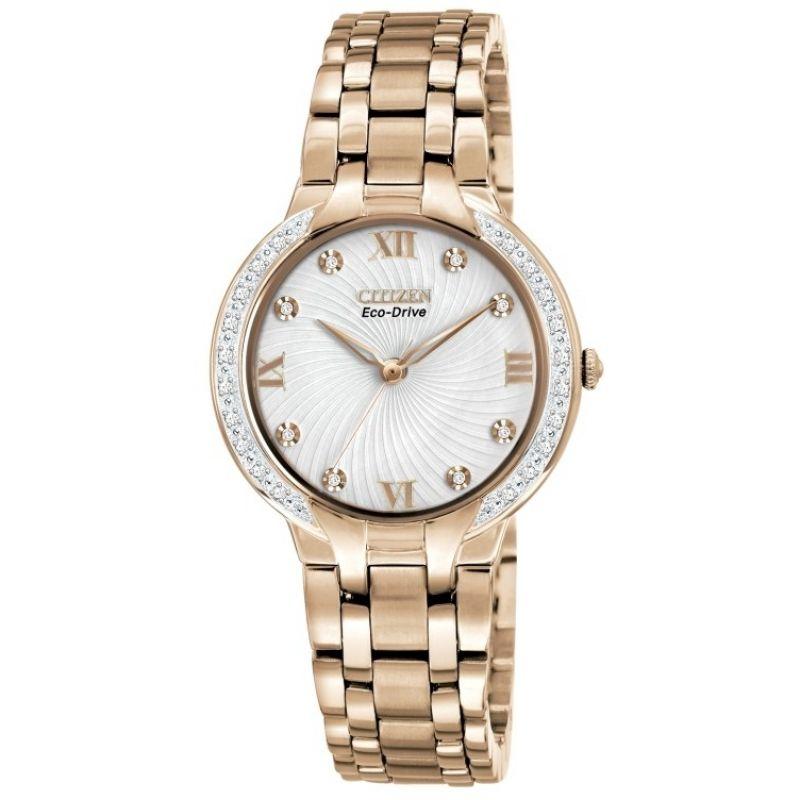 Ladies Citizen Bella Diamond Watch