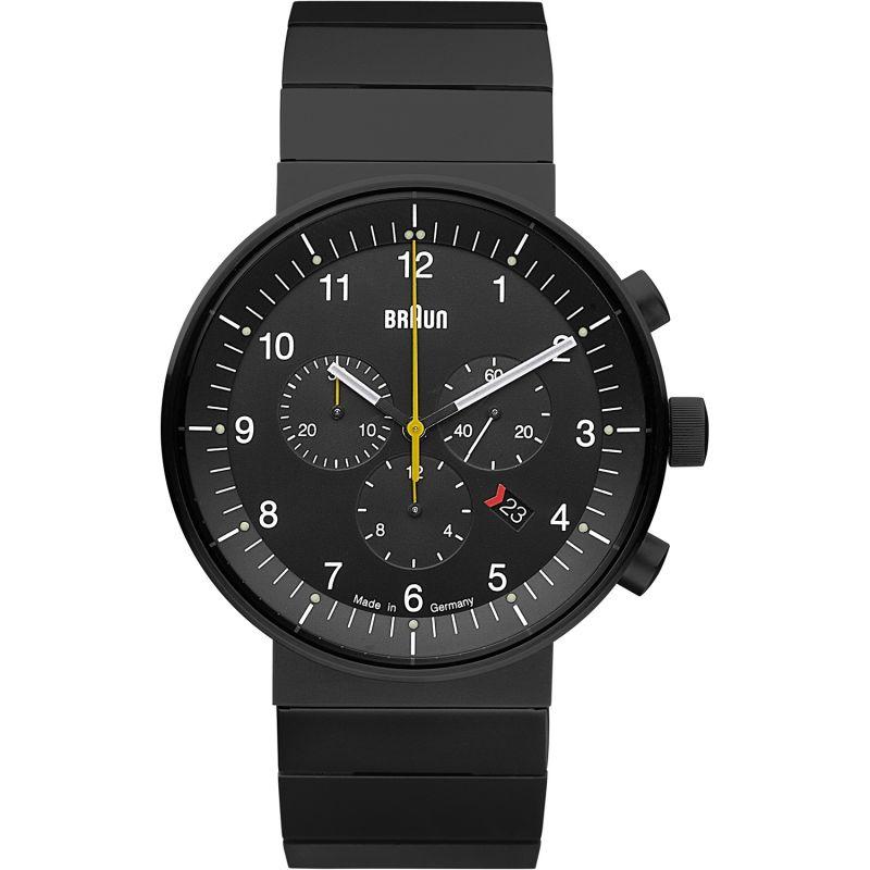 Mens Braun BN0095 Prestige Chronograph Watch
