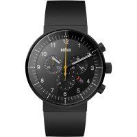 homme Braun BN0095 Prestige Chronograph Watch BN0095BKBKBKG