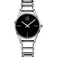 femme Calvin Klein Stately Watch K3G23121