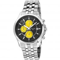 homme Accurist London Chronograph Watch MB932BY