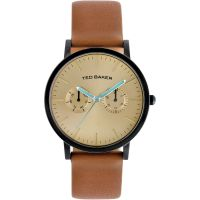 Ted Baker Brit Multifunction Herenhorloge Bruin ITE1094