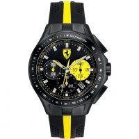 Mens Scuderia Ferrari SF103 Textures Of Racing Chronograph Watch