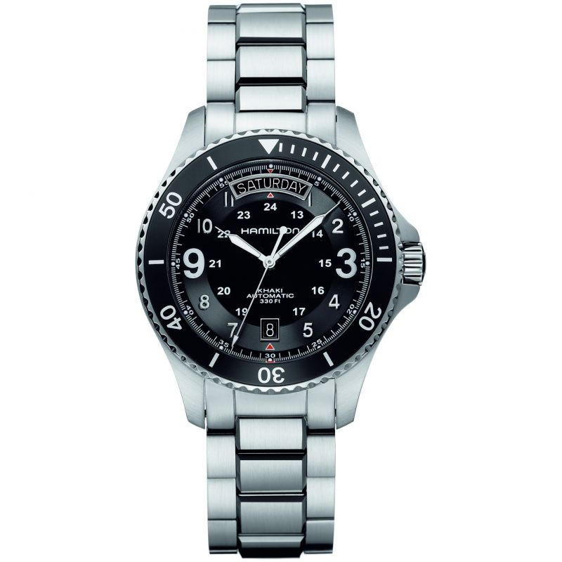 Mens Hamilton Khaki Scuba Automatic Watch