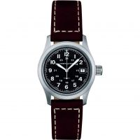 Mens Hamilton Khaki Field Quartz 33mm Watch