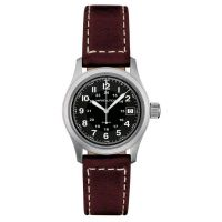 Herren Hamilton Khaki Field Quartz 38mm Watch H68411533