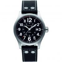 Herren Hamilton Khaki Field Officer Watch H70615733