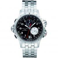 homme Hamilton Khaki ETO Chronograph Watch H77612133
