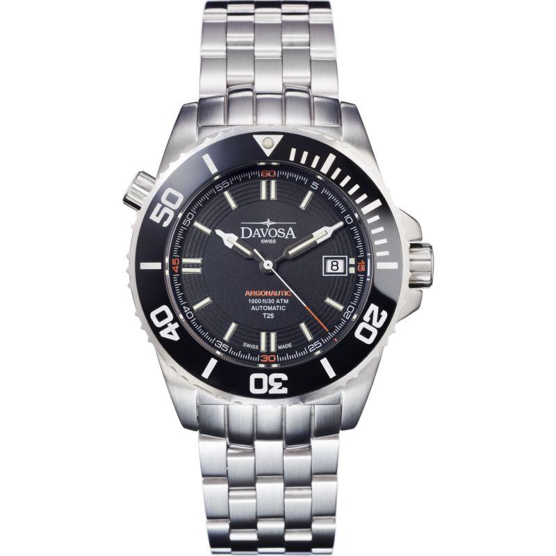 Mens Davosa Argonautic Lumis Automatic Watch