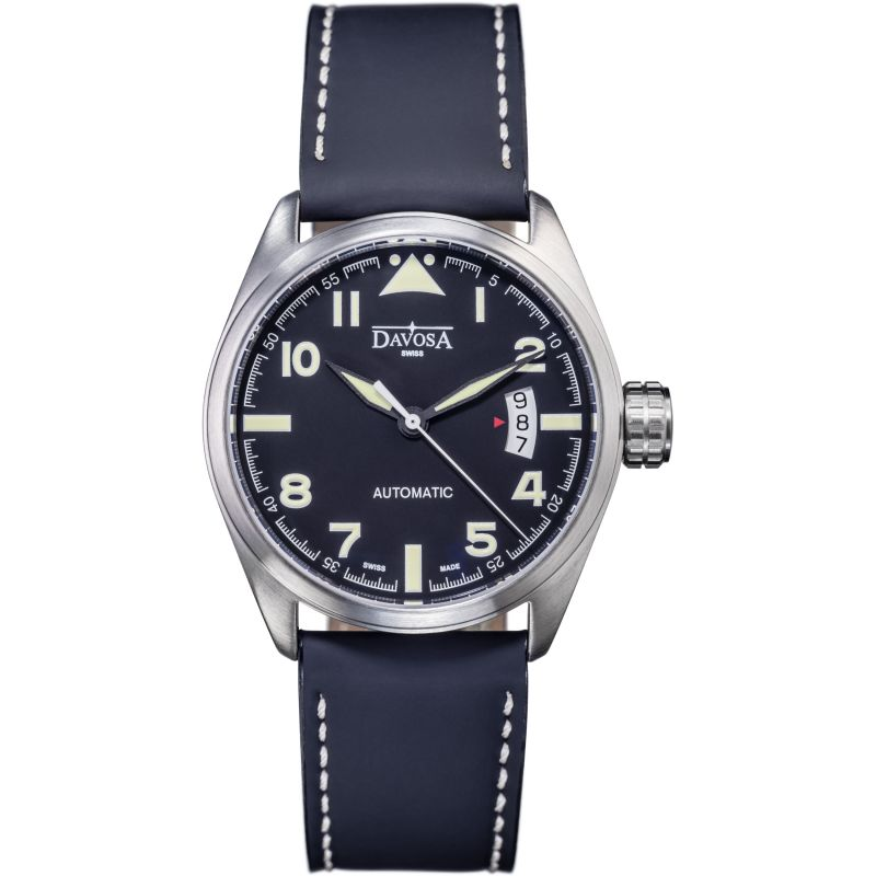 Mens Davosa Military Automatic Watch