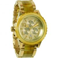 Ladies Nixon The 42-20 Chrono Chronograph Watch