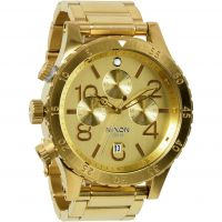 Mens Nixon The 48-20 Chrono Chronograph Watch