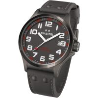 Mens TW Steel Pilot 45mm Watch