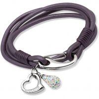 femme Unique & Co Berry Leather Bracelet Watch B160BE/19CM