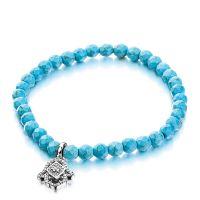 Ladies Shimla Hand Charm Bracelet SH925