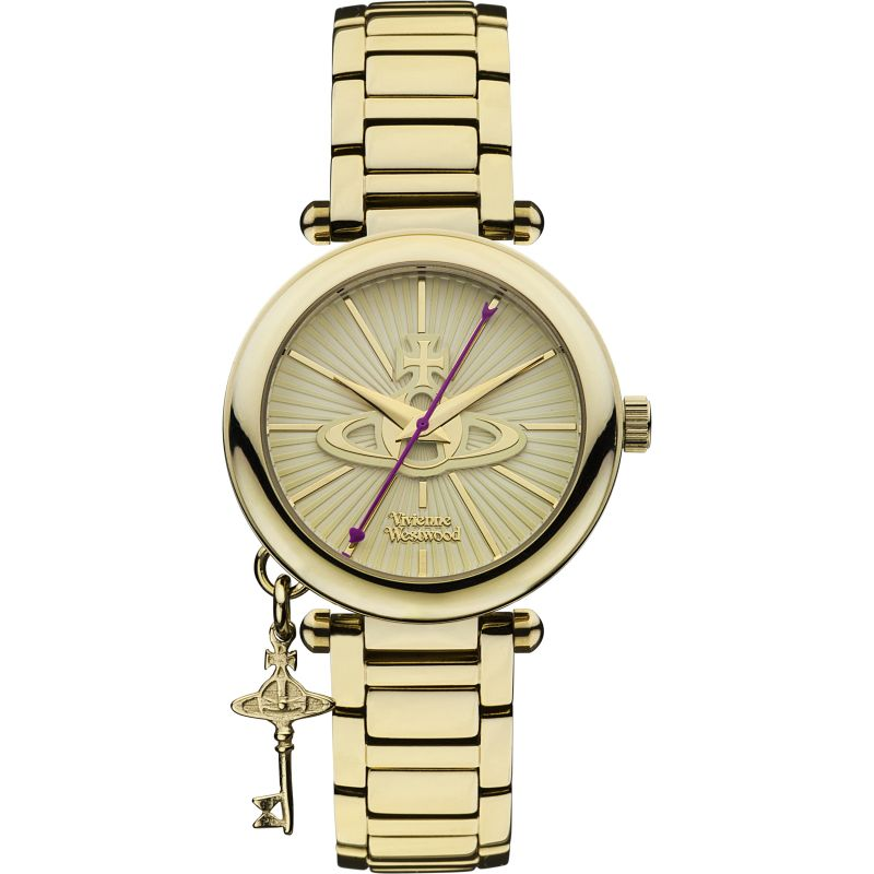 femme Vivienne Westwood Kensington Watch VV006KGD