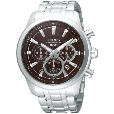 Mens Lorus Chronograph Watch RT359AX9