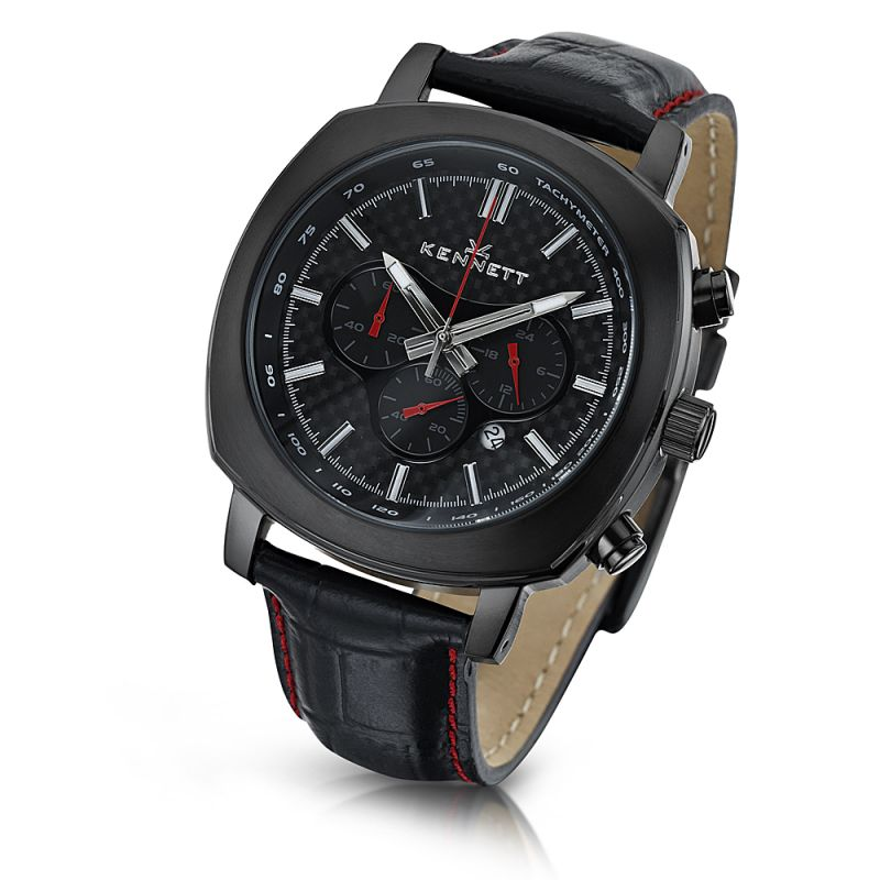 Mens Kennett Challenger Chronograph Watch