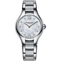 Ladies Raymond Weil Noemia 24mm Diamond Watch