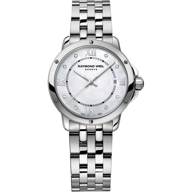 Ladies Raymond Weil Tango Diamond Watch