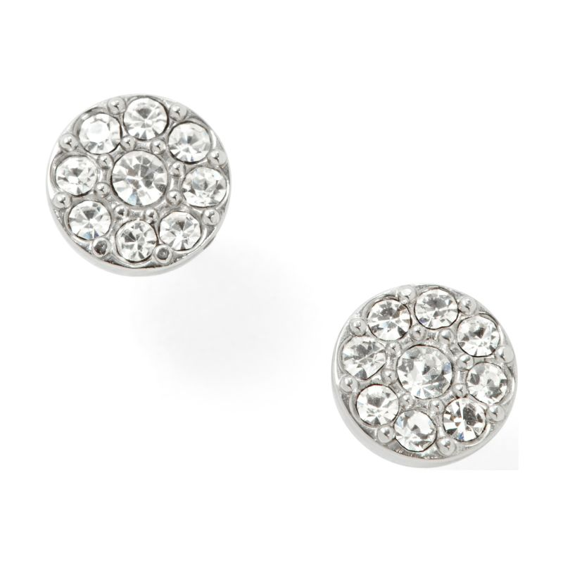 Fossil Dames Vintage Glitz Earrings Roestvrijstaal JF00828040