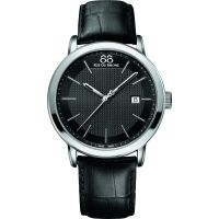 88 Rue Du Rhone Double 8 Origin 42mm Herenhorloge Zwart 87WA130010