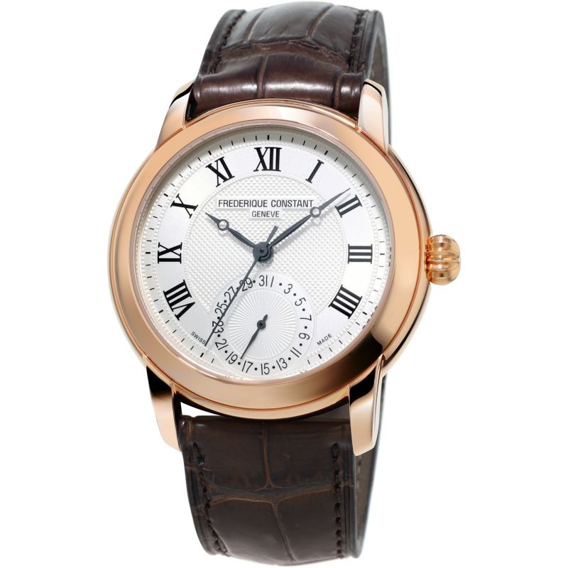 Mens Frederique Constant Classic Manufacture Automatic Watch