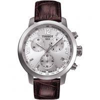 Mens Tissot PRC200 Chronograph Watch