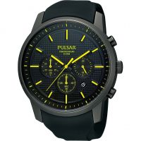Herren Pulsar Chronograph Watch PT3193X1