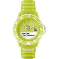 unisexe Ice-Watch Pantone Universe Sulphur Spring Watch PAN.BC.SUS.U.S.13