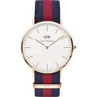 Mens Daniel Wellington Oxford 40mm Watch