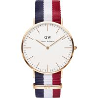 Zegarek męski Daniel Wellington Cambridge 40mm DW00100003