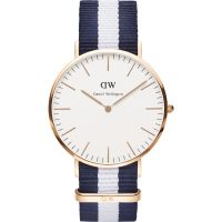 Herren Daniel Wellington Glasgow 40mm Uhr