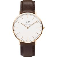 homme Daniel Wellington Bristol 40mm Watch DW00100009