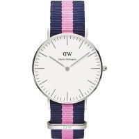 femme Daniel Wellington Winchester Silver 36mm Watch DW00100049