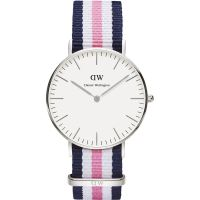 Ladies Daniel Wellington Southampton Silver 36mm Watch