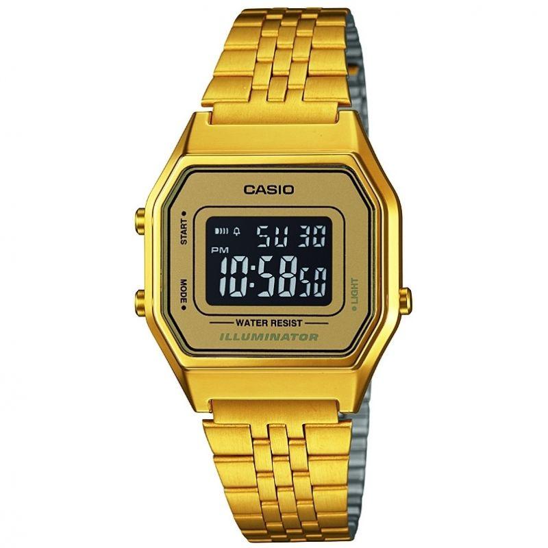 Unisex Casio Classic Alarm Watch LA680WEGA-9BER