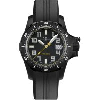 Ball Engineer Hydrocarbon Spacemaster Black DLC Chronometer Herenhorloge Zwart DM2176A-P1CAJ-BK