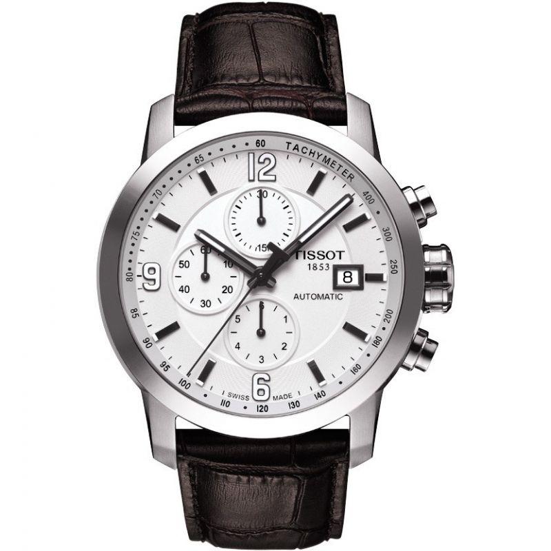Mens Tissot PRC200 Automatic Chronograph Watch