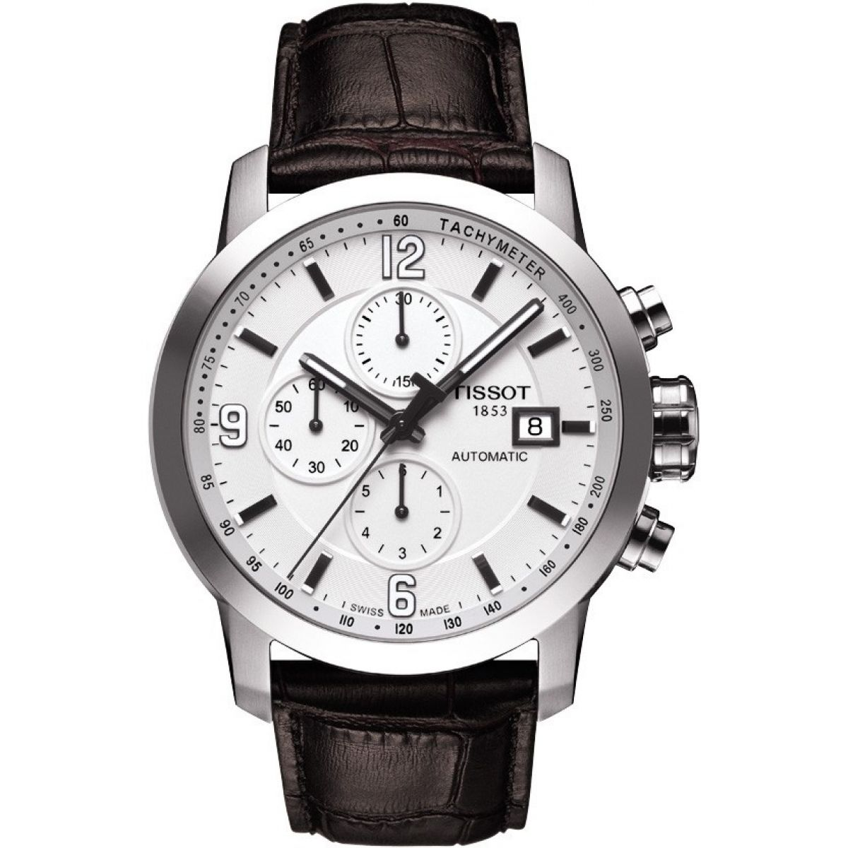 homme Tissot PRC200 Chronograph Watch T0554271601700