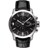 Herren Tissot PRC200 Automatik Chronograf Uhr
