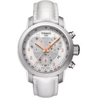 Damen Tissot PRC200 Chronograf Uhr