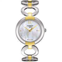 Damen Tissot Pinky Watch T0842102211700
