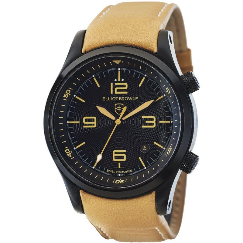 Herren Elliot Brown Canford Watch 202-008-L04