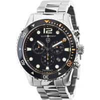 Elliot Brown Bloxworth Herrkronograf Silver 929-005-B01