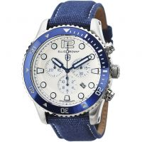 homme Elliot Brown Bloxworth Chronograph Watch 929-008-C01