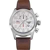 Herren Elysee Von Trips Chronograf Uhr