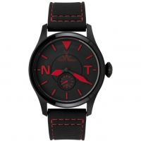 Herren ToyWatch Toy2Fly Watch TTF07BKRD