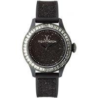 Damen ToyWatch Glitter Watch GL03BK