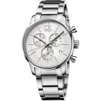 homme Calvin Klein City Chronograph Watch K2G27146